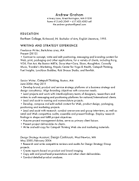 Example Of Cv Resume How To Write A For Music St Peppapp