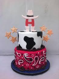 Houston Rodeo Main Made Custom Cakes