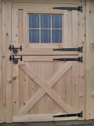 barn front doorExterior Dutch Doors  Wooden 4x7 Dutch Door with Window  barn