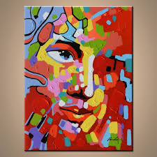 oil painting supplies abstract painting on canvas art paint