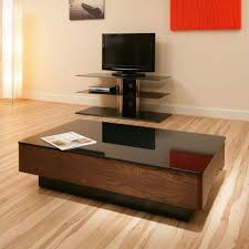 modern elm wooden coffee table tables