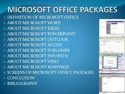 Image Programme Management Slideshare Ms Office Packages