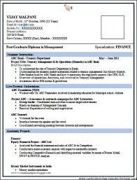Resume For Freshers Mca Plks Tk