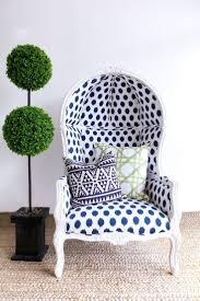 Fun blue & white Ikat. Via:decorationconcepts.com