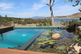 Natural Plunge Pool in Down Under