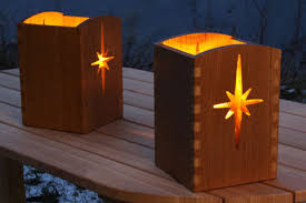 woodworking christmas gifts. Simple Christmas Luminaries To Woodworking Christmas Gifts H