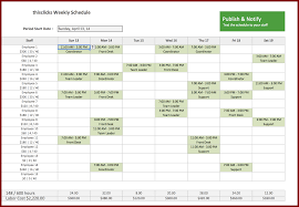 Sample Schedules Schedule Sample In Word 24 Free Staff Schedule Template Sendletters 17