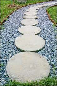 garden paths and stepping stones. 10 cool garden walkway and stepping stones combos 2 paths t