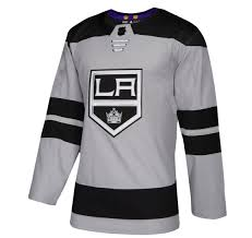 Los Angeles Kings Adidas Nhl Mens Adizero Authentic Pro