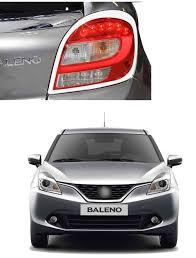 Baleno Back Light Price Aps Abs Chrome Tail Light Cover For Maruti Suzuki Baleno