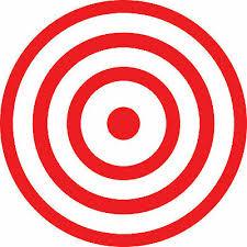 toilet potty training bullseye targets