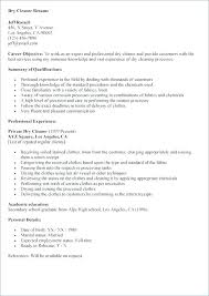 House Cleaner Job Cover Letter For Cleaning Job Cleaning Resume Cleaning Job Resume