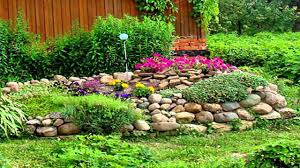 Small Picture Landscaping Ideas Flowers Landscape Gardening Ideas YouTube
