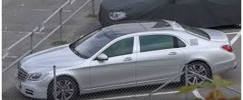 2018 maybach photos. plain 2018 2018 mercedesmaybach sclass facelift spied trying to conceal its opulence   autoevolution in maybach photos d