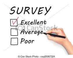 Choosing Excellent On Customer Service Evaluation Form Over White