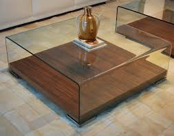 Image Of: Square Coffee Table