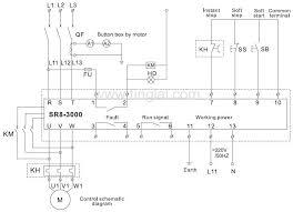 sr soft starter sr8 3000 soft starter wiring diagram