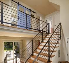 Contemporary Stair Railing Ideas