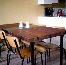 reclaimed wood high top dining table. view in gallery diy reclaimed door dining table wood high top s