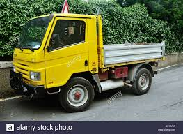 Ladog Bonetti Tipper Truck Stock Photo - Alamy