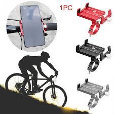 <b>1pc Universal Aluminium</b> Alloy <b>Bike</b> Phone Holder 3.5-6.2 inches ...