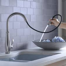 Kitchen Sink Faucet Reviews Kitchen Faucets Kitchen Sink Faucet With Sprayer With Cruette