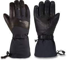 Dakine Continental Leather Ski Snowboard Gloves M Black