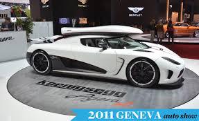 2011 Koenigsegg Agera R – Auto Shows | Car and Driver Blog