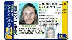 License Air January For Valid Driver 2018 Pennsylvania Not 's In Id vZxq4Xawq