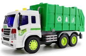 <b>Инерционный мусоровоз ABtoys</b>, - WY320C | детские игрушки с ...