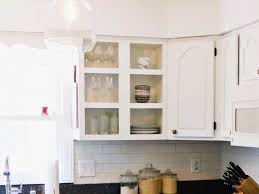 How To Remove Kitchen Cabinet Painting Kitchen Cabinets Antique White Hgtv Pictures Ideas Hgtv