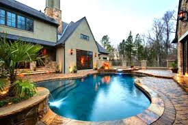 backyard designs with pool. Best Backyard Pool Designs Design Ideas Pools In Curve Shape With .