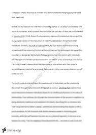 discovery essay related year hsc english advanced  discovery essay related