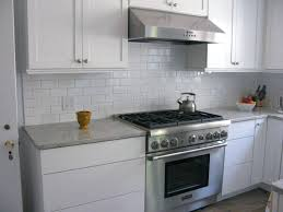 grey glass tile grey glass subway tile kitchen with white cabinets l graceful black home depot