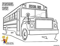 Coloriage Dessin Bus Enfant 14 Jecolorie Com