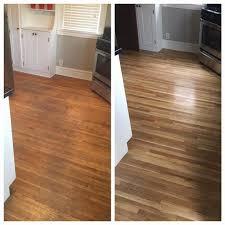 cost to refinish hardwood floors diy before and after floor refinishing looks amazing floor