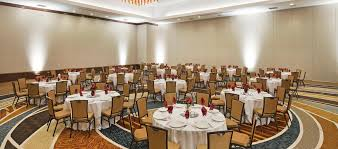 hilton omaha hotel ne grand central ballroom round tables