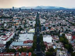 Mexico City Could Sink Up to 65 Feet ...