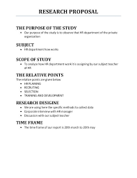 Research Proposal Template Best Outline Of A Science Research Plan Google Search Science Project
