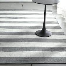 grey and white rug 8x10 grey striped cotton rug crate and barrel inside gray white rugs grey and white rug 8x10