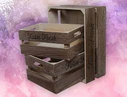 where in perth i find wooden boxes or crates for decor projects bride s q a