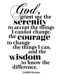 Christian Quotes Pdf Best of Printable TypographySerenity Prayer 24x24 DIY PDF Christian