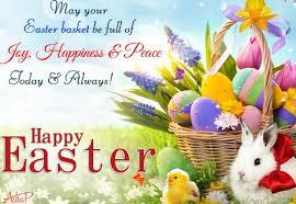 Happy Easter   Ute smile