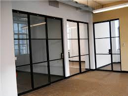 office interior doors. Lowes Interior Doors Commercial Sliding Glass Office Frameless