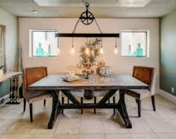 rustic dining room lighting. Chandelier Lighting, Rustic Handmade, Steel Chandelier, Dining Room Lighting U