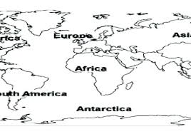 Coloring Pages For Kids Pdf Adults Free Printable World Map North ...