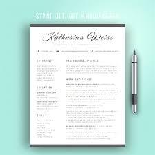 Modern Resume Format Simply Modern Resume Format For Teachers Resume Template Modern CV 6