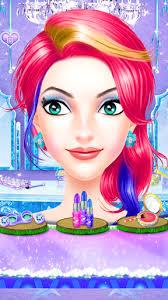 snow white makeup salon hazel games
