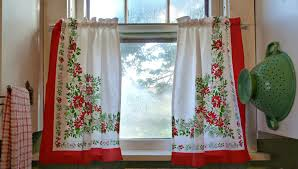 Shabby Chic Kitchen Curtains Similiar Cottage Style Kitchen Curtains Keywords