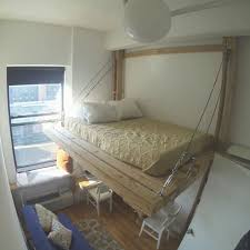 Bed Under Bed Design Hanging Bed Loft Bed Suspended Bed Floating Bed